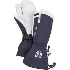 Hestra Hestra Army Leather Heli-Ski 3 Finger Glove Navy