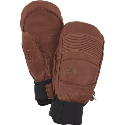 Hestra Hestra Leather Fall Line Mitt Brown