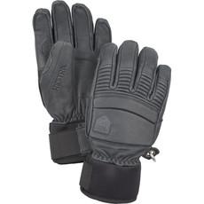 Hestra Hestra Leather Fall Line 5 Finger Glove Grey