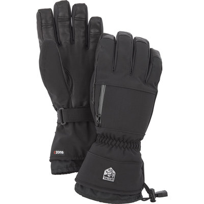 Hestra Hestra C-Zone Pointer 5 Finger Glove Black