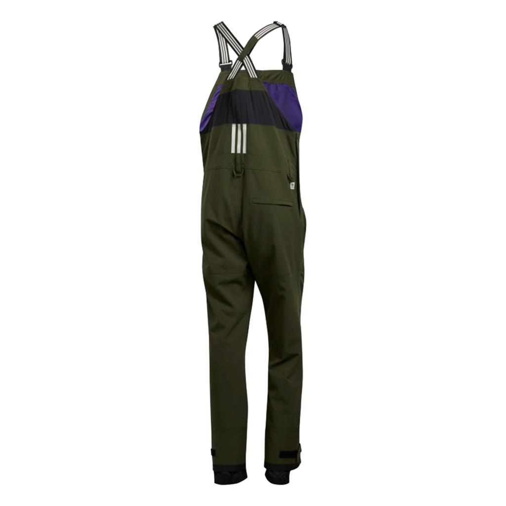 adidas adidas Utility Bib Night Cargo / Collegiate Purple