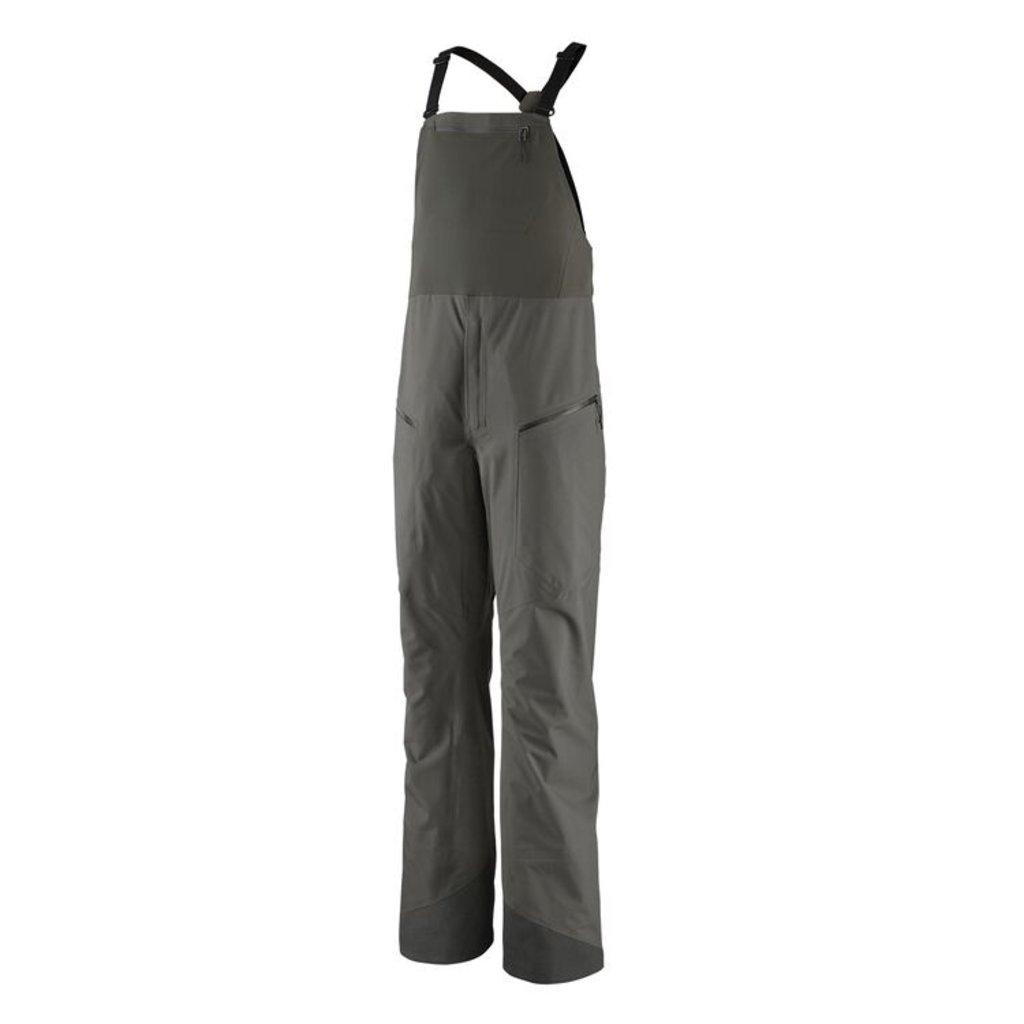 Patagonia Patagonia M's Snowdrifter Bib Pants Forge Grey
