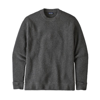 Patagonia Patagonia Recycled Wool Sweater Hex Grey