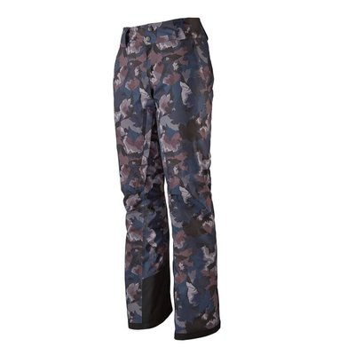 Patagonia Patagonia W's Insulated Snowbelle Pants Regular Maple Camo Smokey Violet