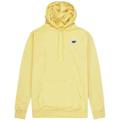 Karhu Karhu Air Cushion Hoodie Lemonade Navy Poseidon