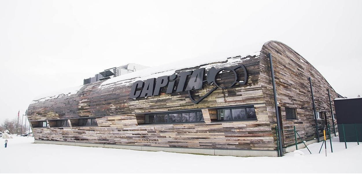 A visit to The Capita Mothership