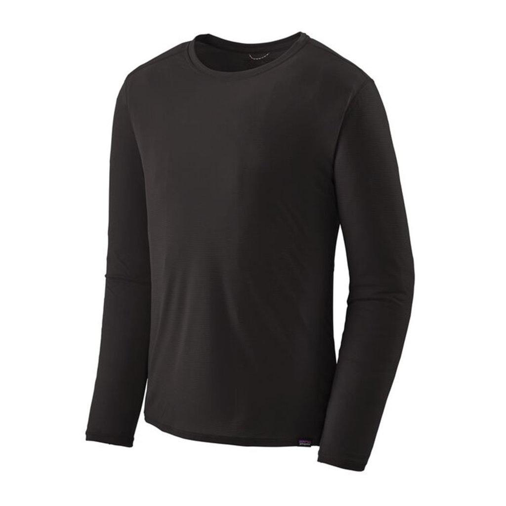 Patagonia Patagonia M's L/S Cap Cool Lightweight Shirt Black