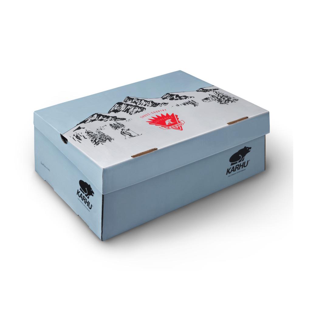 Karhu Karhu Fusion 2.0 Chocolate Torte / Blue Fog F804082