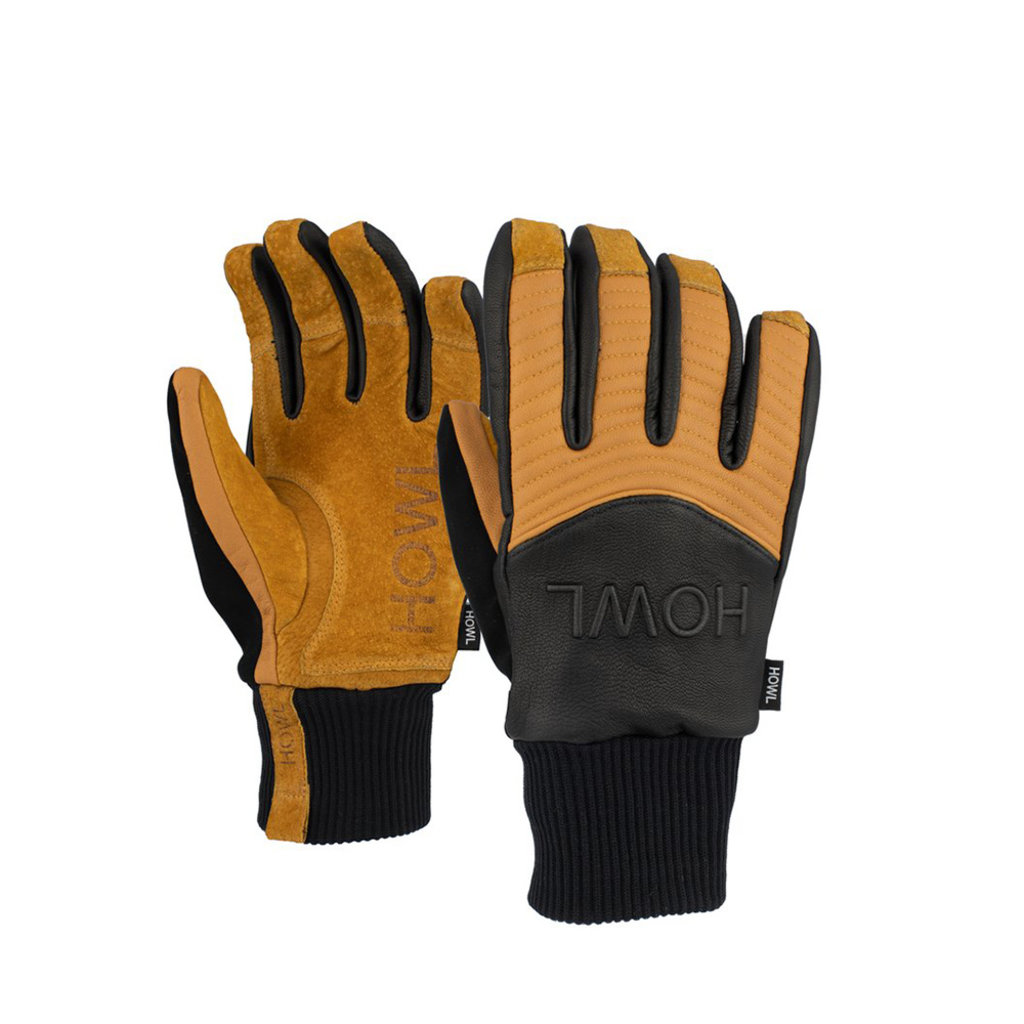 Howl Howl Highland glove Brown 2020