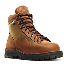 "Danner Danner Womens Light II 6"" Brown"