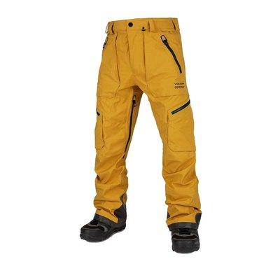 Volcom Volcom Stretch Gore Tex Pants Resin Gold