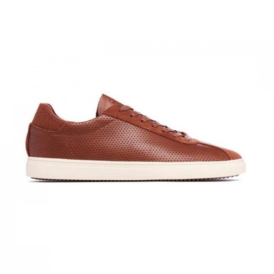 Clae Clae Noah Chestnut Oiled Leather