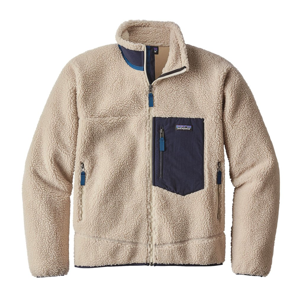 Patagonia M's Woolyester Fleece Pullover Oatmeal Heather