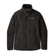 Patagonia Patagonia Retro Pile Fleece Jacket Black