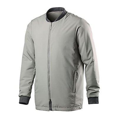 Houdini Houdini Mens Pitch Jacket Trader Grey