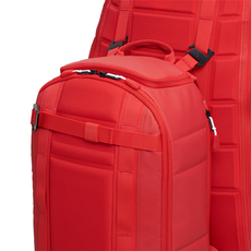 Db Journey Douchebags The Backpack Scarlet Red Leather