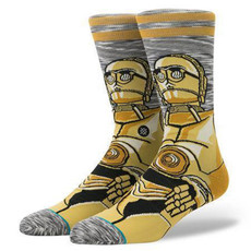 Stance Stance Star Wars Android Grey