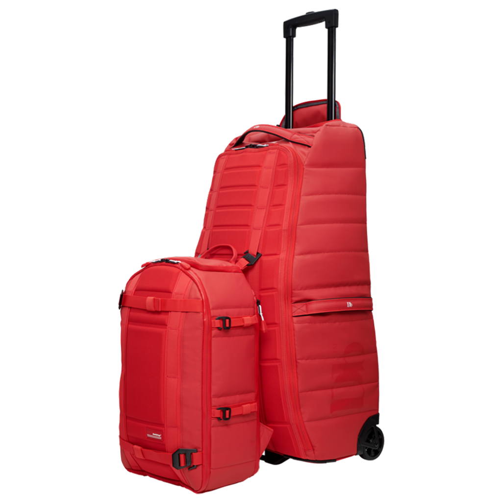 Douchebags Douchebags The Backpack Pro Scarlet Red