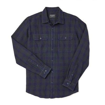 Filson Filson Scout Shirt Black / Indigo