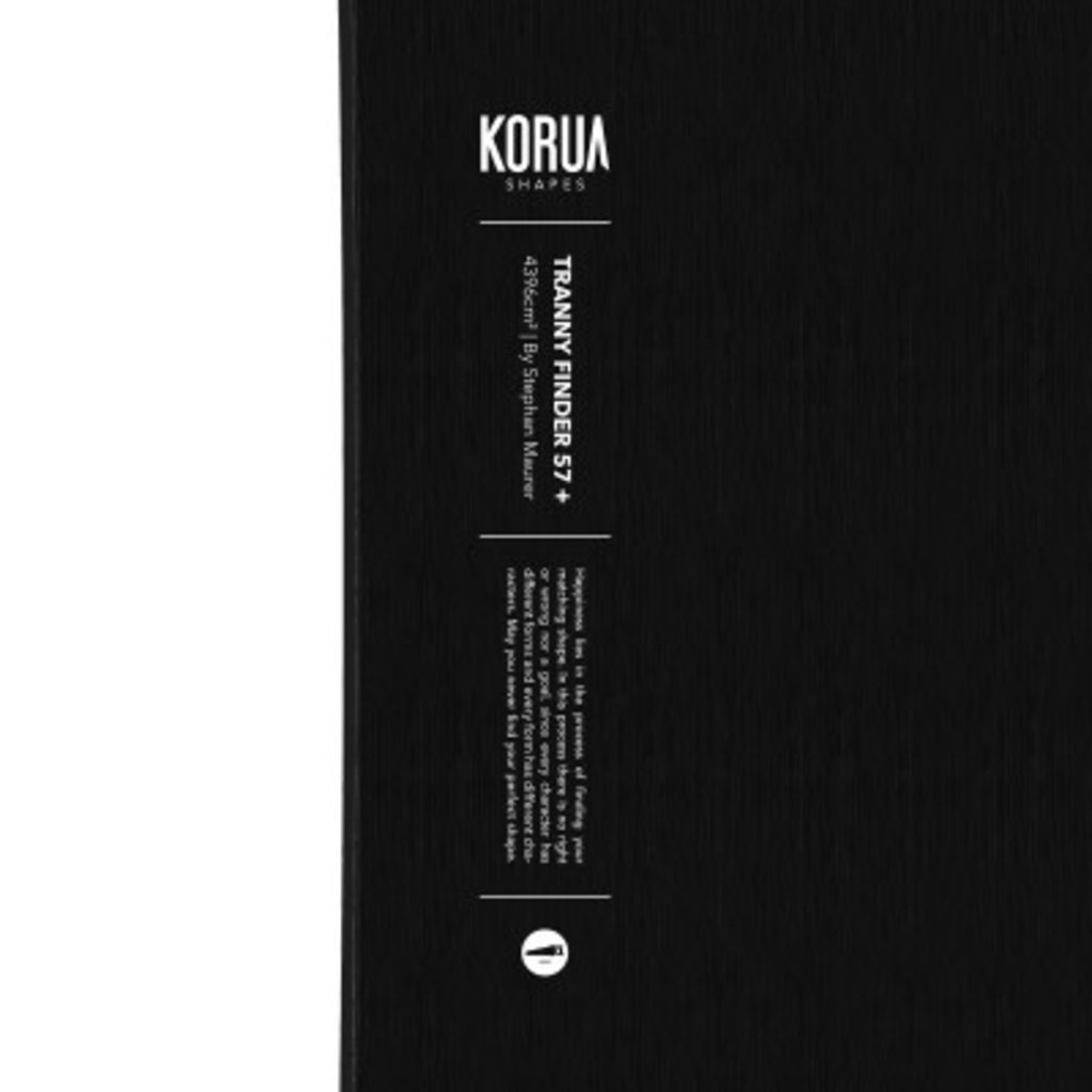 Korua Korua Tranny Finder Plus+