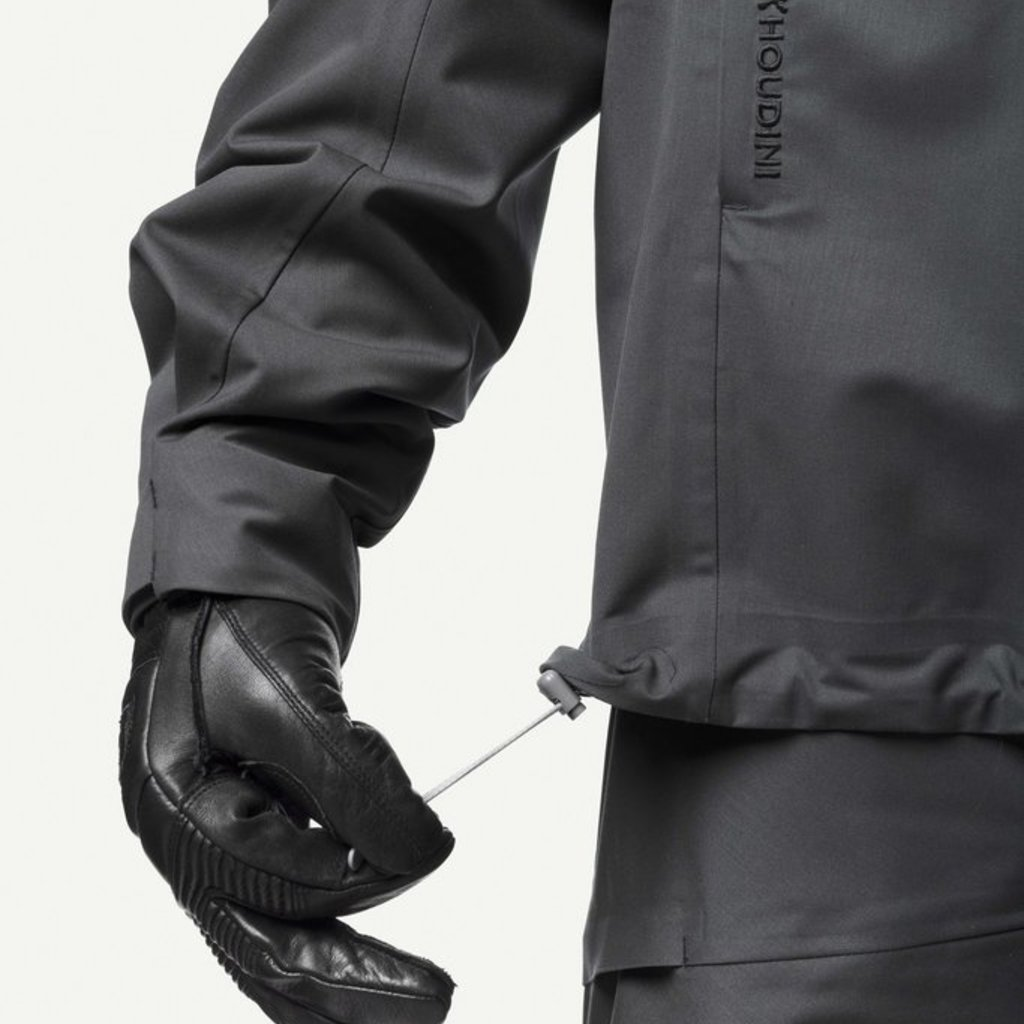 Houdini Houdini M's Lana Jacket Scale Grey