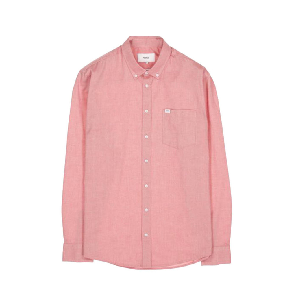 Makia Makia Flagship Shirt Red
