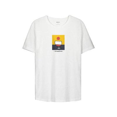 Makia Makia Yyteri T-Shirt White