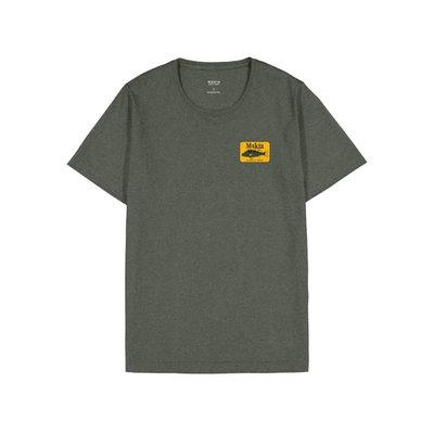 Makia Makia Abbore T-Shirt Green