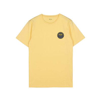 Makia Makia Pursuit T-Shirt Yellow