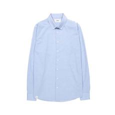 Makia Makia Bellevue Shirt Light Blue