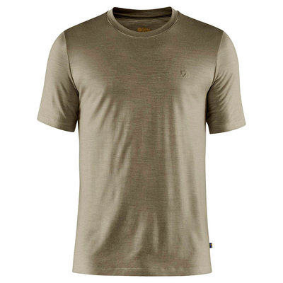 Fjallraven Fjallraven Abisko Wool SS T-Shirt Light Olive