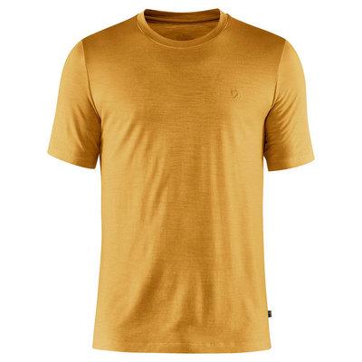Fjallraven Fjallraven Abisko Wool SS T-Shirt Ochre