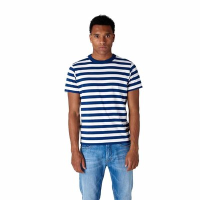 Kings of Indigo Kings Of Indigo Darius Stripe Navy