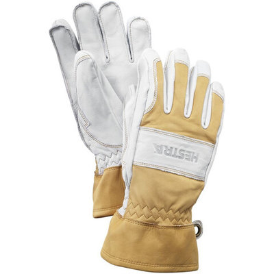 Hestra Hestra Fält Guide glove Natural Yellow / Off White