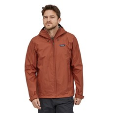 Patagonia Patagonia Mens Torrentshell 3 Layer Jacket Roots Red
