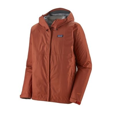 Patagonia Patagonia Mens Torrentshell 3 Layer Jacket Roots Red