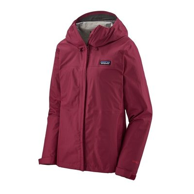 Patagonia Patagonia Womens Torrentshell 3 Layer Jacket Roamer Red