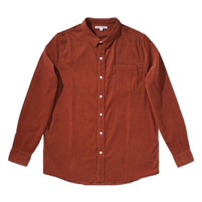 Banks Journal Banks Journal Roy L/S Shirt Sierra