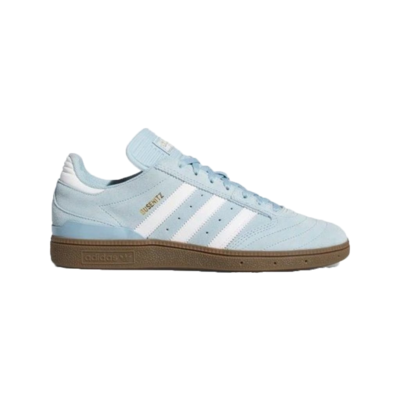 adidas adidas Busenitz Ash Grey / Feather White / Gum 4