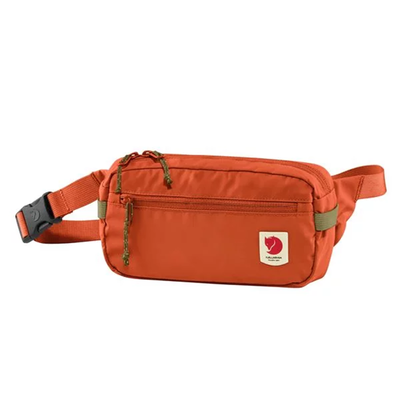 Fjallraven Fjallraven High Coast Hip Pack Rowan Red
