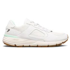 Clae Clae Edwin White Milled Leather Neo Mint