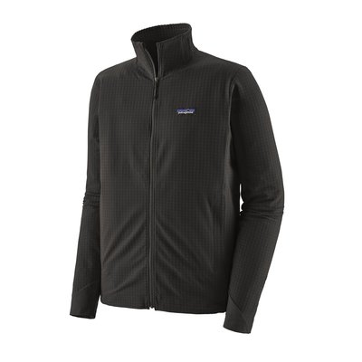 Patagonia Patagonia Mens R1 TechFace Jacket Black