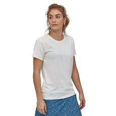 Patagonia Patagonia Womens Cap Cool Daily Shirt White