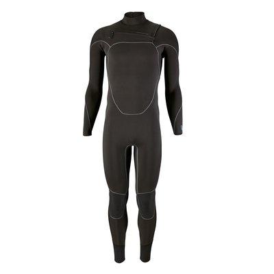 Patagonia Patagonia Mens R1 Yulex FZ Full Suit Black