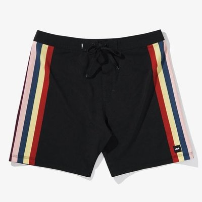 Banks Journal Banks Journal Silence Boardshort Dirty Black