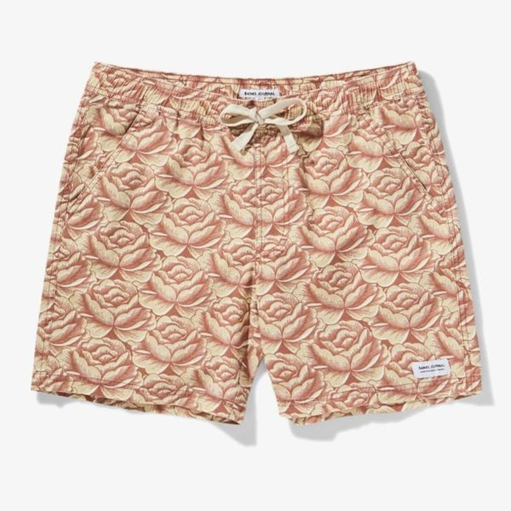 Banks Journal Banks Journal Daisies Boardshort Sierra