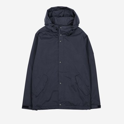 Makia Makia Region Jacket Dark Blue