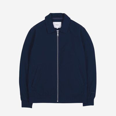 Makia Makia Mark Jacket Dark Blue