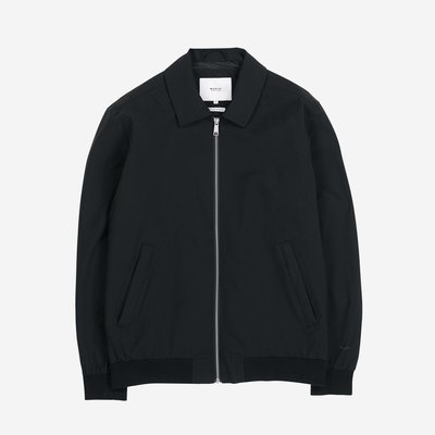 Makia Makia Mark Jacket Black