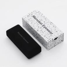 Monokel Monokel Shiro Plum / Gradient Grey Lens
